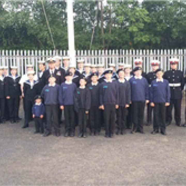 RNP - Royal Naval Parade