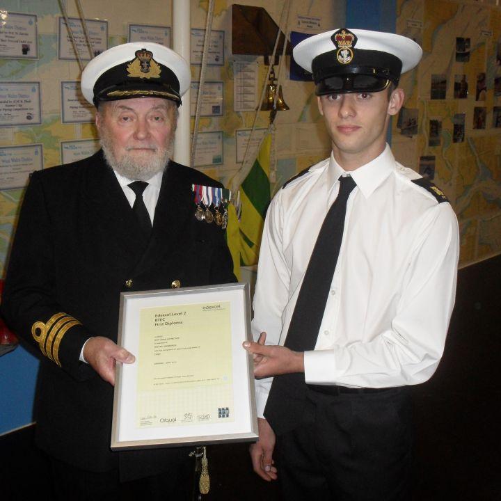 Congratulations Dafydd!!