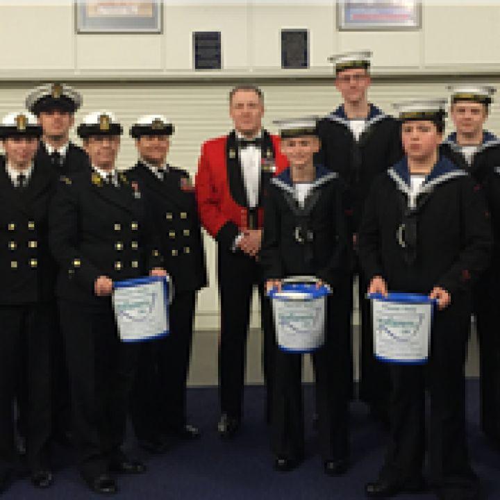 01/03/2015 - Ipswich Sea Cadets raise over...