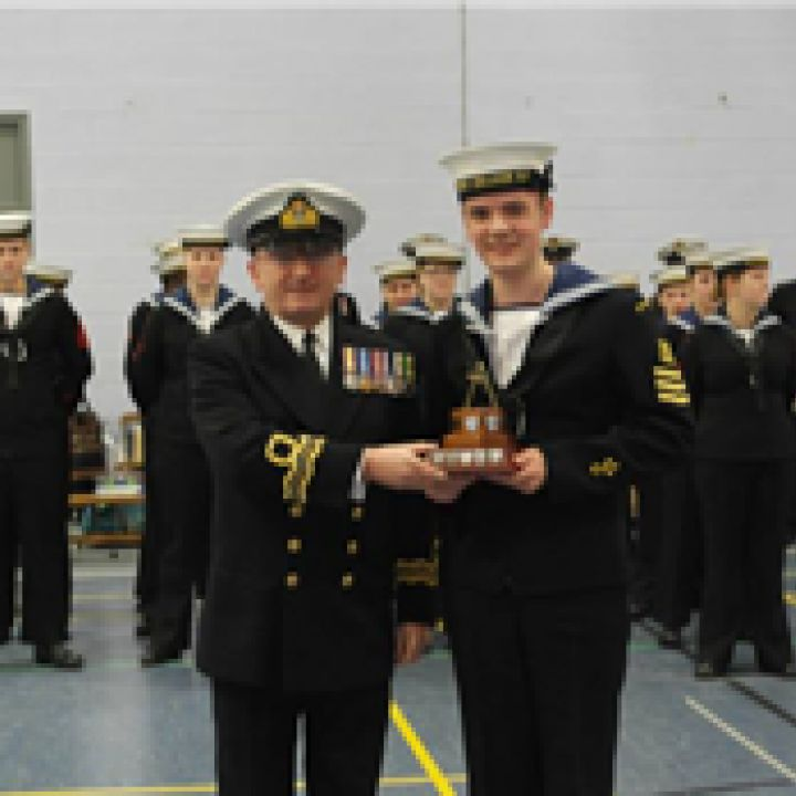 CPO Day Memorial Trophy