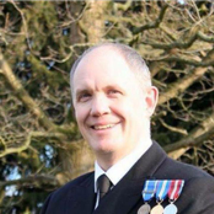 New Captain Sea Cadets