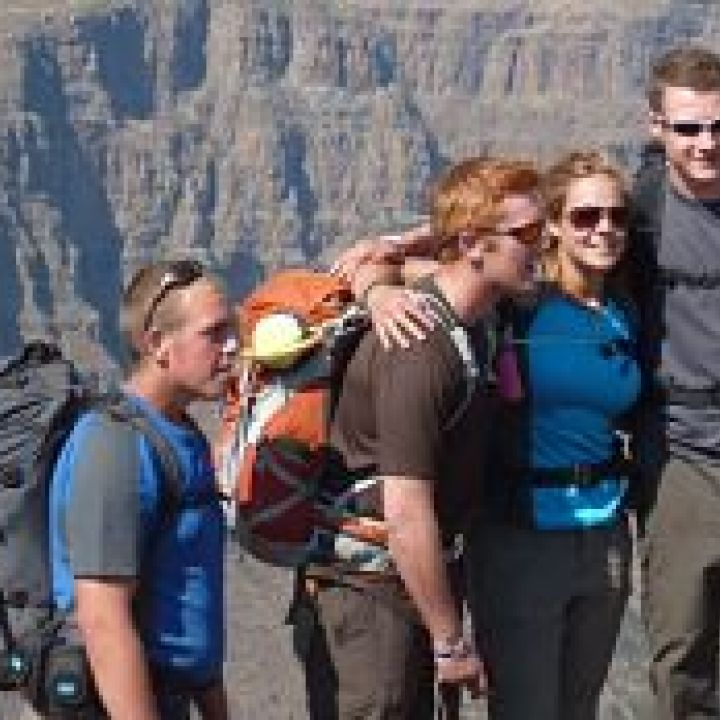 60 cadets lead trek in Africa