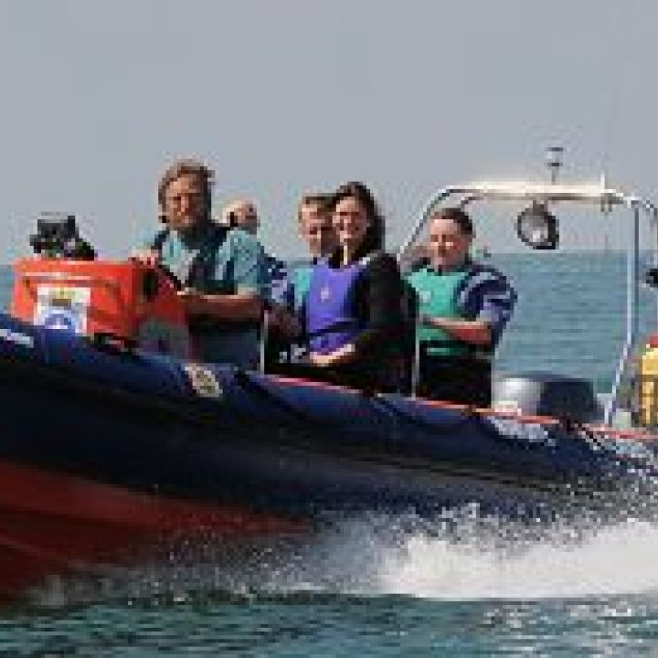 £30,000 RIB for local Sea Cadet Unit