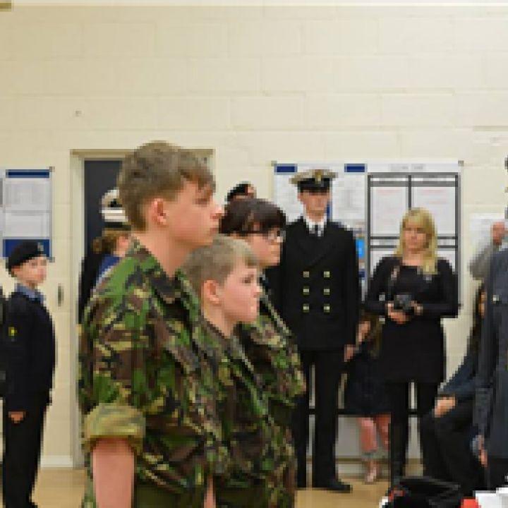 Success at CATSEA for Bradford Unit's Marine...