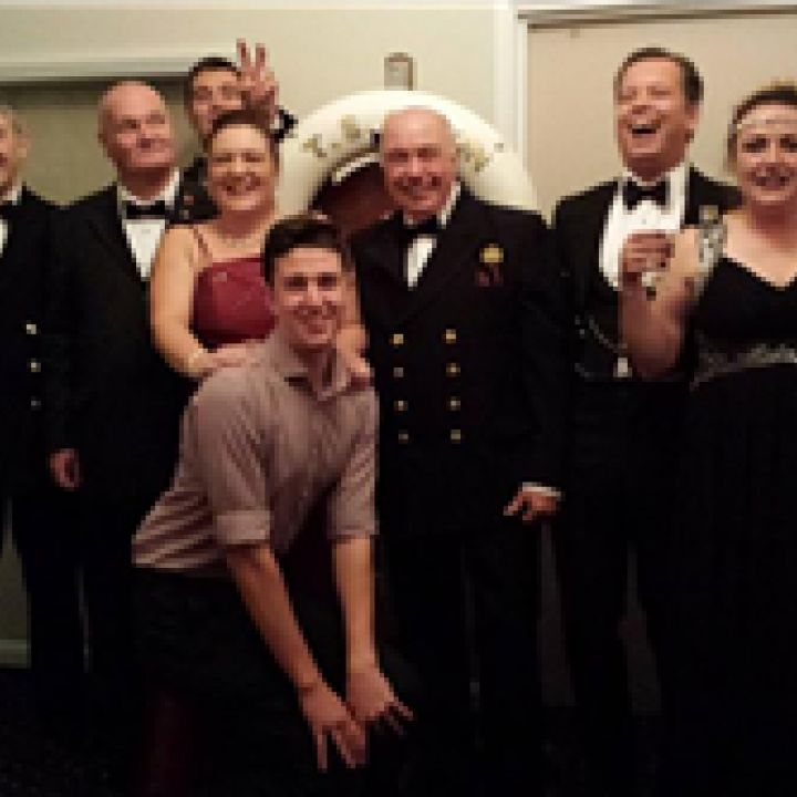 Dartford & Crayford Sea Cadets Mess Dinner &...