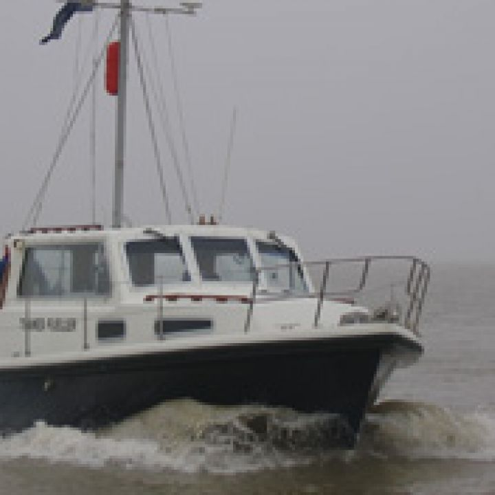 Sea Cadets Rescue Disabled Yacht