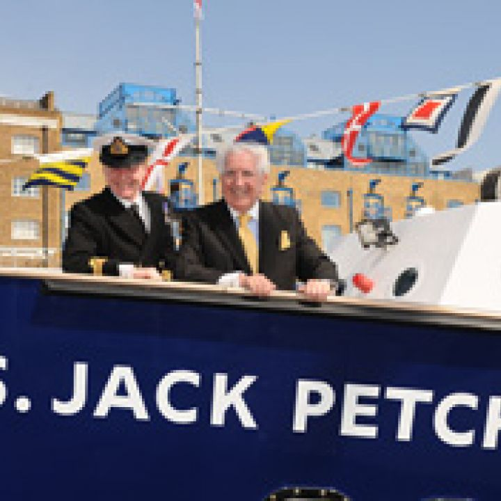 NATIONAL NEWS - Sea Cadets Commission New Ship...