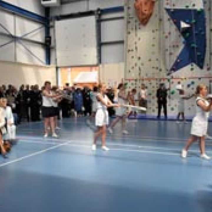 New cadet training centre opens in Weymouth...