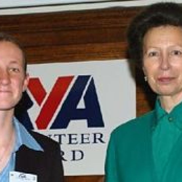 National recognition for Sea Cadet volunteer