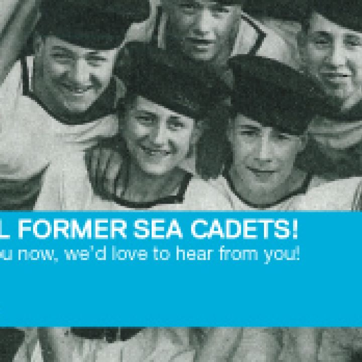 Were you a Sea Cadet?