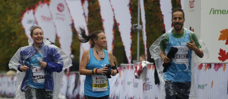 Virgin Sport Hackney Half Marathon