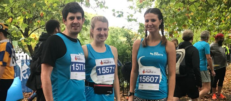 Royal Parks Half Marathon