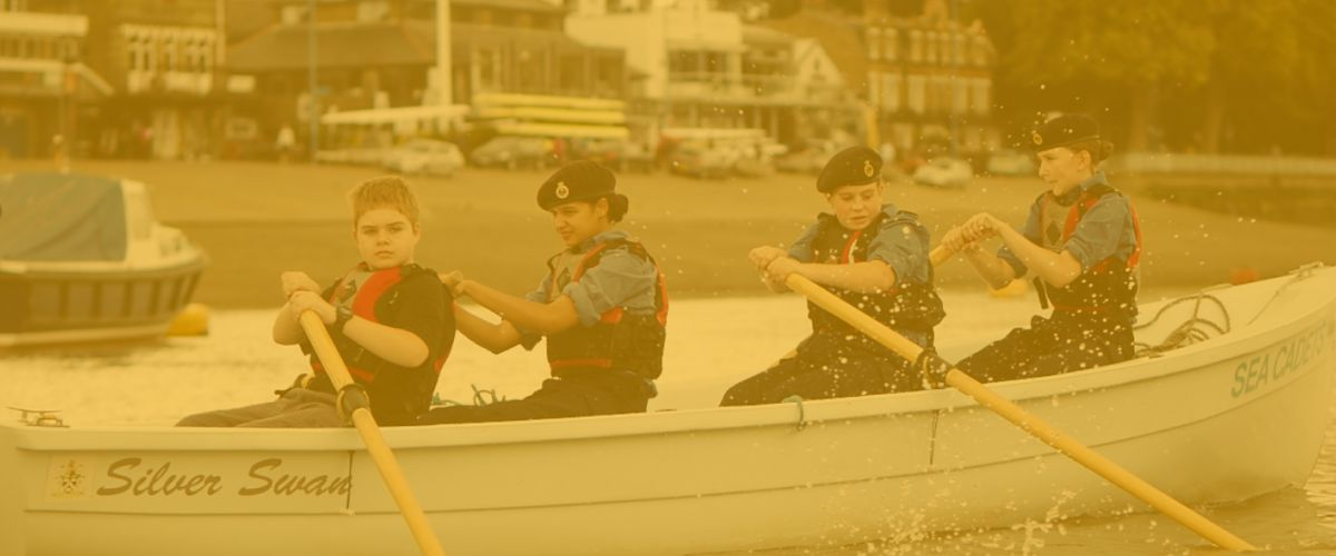 Junior Sea Cadets