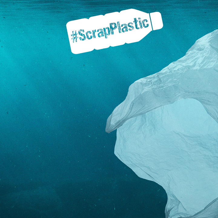 #ScrapPlastic challenge