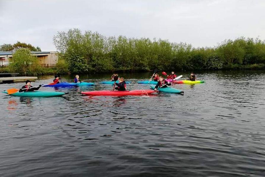 Kayaking 2019