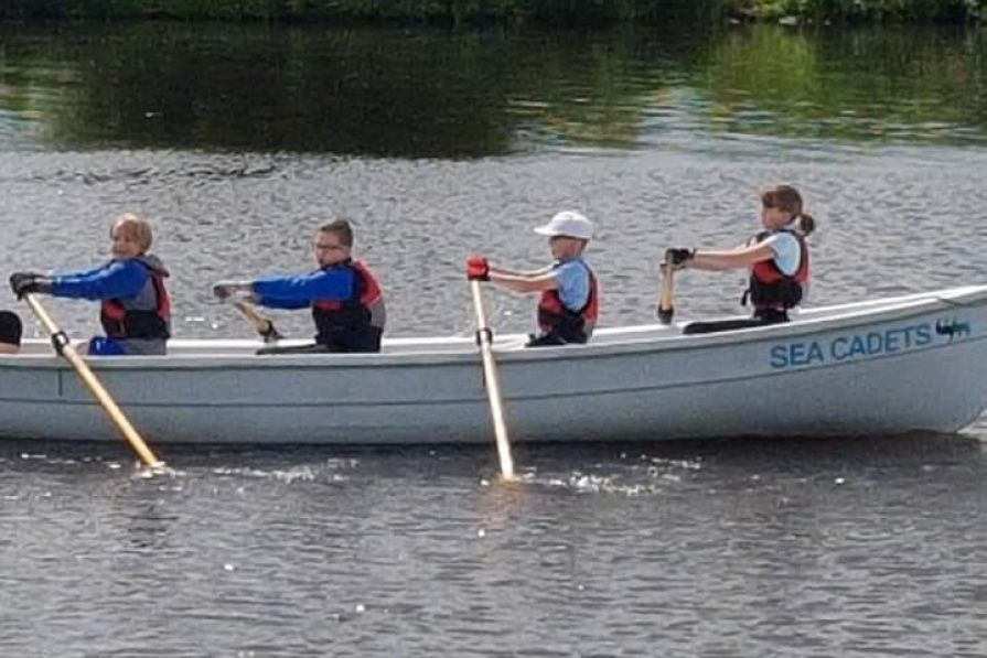 rowing mixed juniors