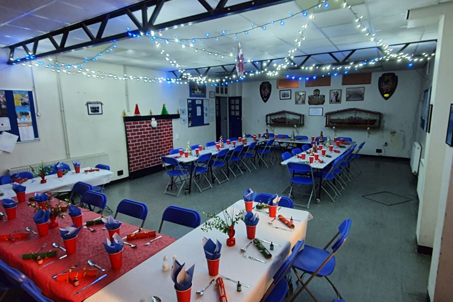 Cadets Christmas Party 2019