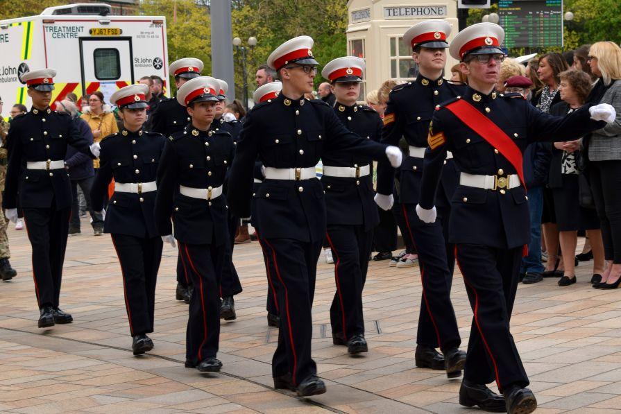 Falklands Commemoration Service