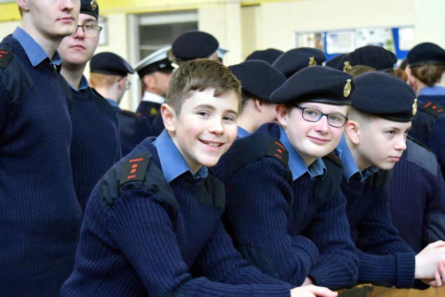 North & East Yorks District Drill & Piping Comp