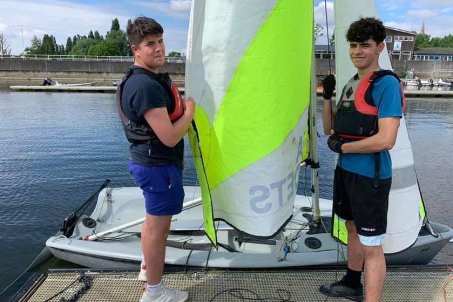 Area Sailing Regatta 2019